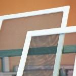 mosquito nets for plastic windows closeup