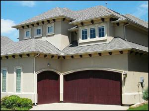 garage doors can be screened
